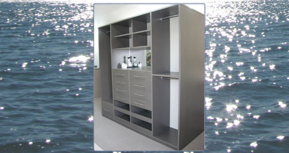 "The ""ultimate"" wardrobe from Wardrobe & Storage Specialists by Kelvin and Gail Inskeep."