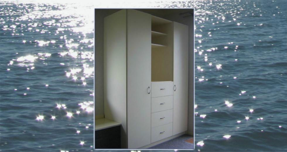 Free-standing wardrobe from Wardrobe & Storage Specialists
